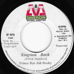 Kingston Rock / Kingston Version - Prince Ras Jah Booky