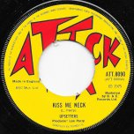 Kiss Me Neck / Da Ba Day Dub - The Upsetters