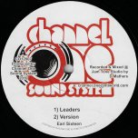 Leaders / Ver / Leaders In Brass / Raw Dub - Earl Sixteen / Buttons