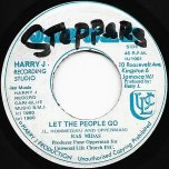 Let The People Go / Peoples Dub - Ras Midas