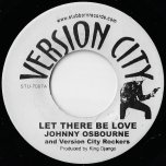 Let There be Love / Ver - Johnny Osbourne