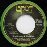 Lightning And Thunder / Ver - The Viceroys / Final Call