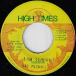 Lion Country / Ver - Ras Michael