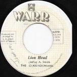 Lion Head / Ver - The Clarendonians