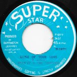 Little Of Your Love / Disco Serenade Ver - Stanley And The Turbines / Ansel Collins