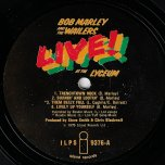 Live At The Lyceum - Bob Marley And The Wailers