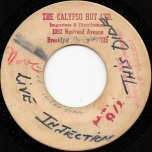 Live Injection / Freedom Train - The Upsetters / Ernest Wilson