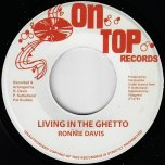 Living In The Ghetto / Paradise Dub - Ronnie Davis / King Tubby