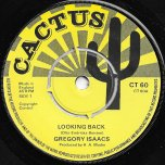 Looking Back / Looking Ahead Ver - Gregory Isaacs / Mudies All Stars
