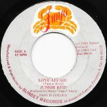Love Affair / Ver - Junior Reid