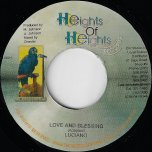 Love And Blessing / Good Over Evil Rhythm - Luciano