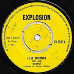 Love Brother / Uganda - Herman Chin Loy