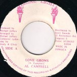 Love Grows - Al Campbell