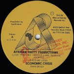 Love You Like I Never Love Before / Economic Crisis / In A Dis Gifted Ver - Enos McCloud / Papa Biggy