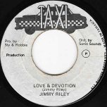 Love And Devotion / Ver - Jimmy Riley
