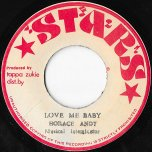 Love Me Baby / Dub Me Baby - Horace Andy / Musical Intermidator