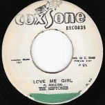 Love Me Girl / Ver - The Heptones