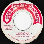 Love Of Jah / Ver - Barrington Levy