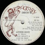 Lovers Rock / Lovers Delight Ver - Sugar Minott And Corner Shot