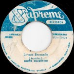 Lovers Serenade / Duppy Serenade - Sylvan Morris and The Sound Dimension / The Inn Keepers aka Dennis Alcapone and The Heptones