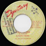 Lyrics Degree / Ver - Junior Frost