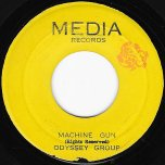 Machine Gun / Tell Me A Lie - Odyssey Group
