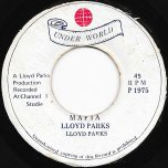 Mafia / Ver - Lloyd Parks / Parks Black Expression Band