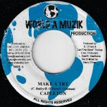 Make A Try / Pressure Rhythm - Capleton