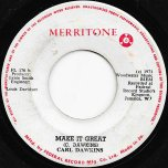 Make It Great / Ver - Carl Dawkins