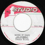 Make It Easy / My Brethren (Ver) - Dennis Brown
