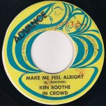 Make Me Feel Alright / Ver - Ken Boothe