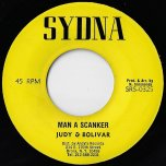 Man A Skanker / Ver - Judy And Bolivar