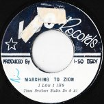 Marching To Zion / Ver - Brothers Stalin