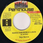 Massa God World A Run - Buju Banton