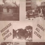 Message From Africa - Various..Delroy Washington..Tony  Ranking..Sister Asher