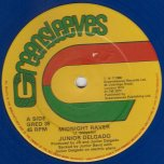 Midnight Raver / 365 Days (Dub) - Junior Delgado