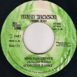 Mini Van Driver / Ver - Scorcher Ranks