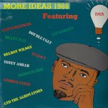 More Ideas 1988 - Various..Delroy Wilson..Tullo t..Vin Gordon.. Toney Asha