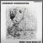 More Than Music LP - J Robinson