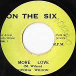 More Love / Ver - Movoda Wilson