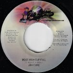 Most High Cup Full / Sun Is Shining Ver - Jah Cure