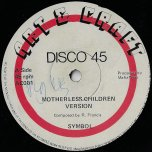 Motherless Children / Ver / No Dash It Away / Ver - Symbol / Ranking Caretaker