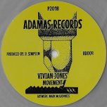 Movement / Dub 1 / Dub 2 - Vivian Jones