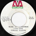 Move Up Blackman / Upful Version - Tyrone Taylor