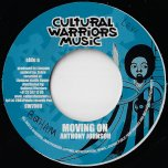 Moving On / Vision Dubwise - Anthony Johnson