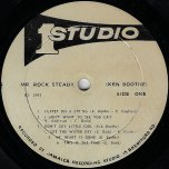 Mr Rock Steady - Ken Boothe