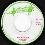 Mr Morgan / Ver - U Brown