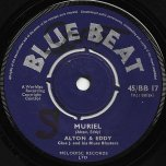 Muriel / Silky - Alton Ellis And Eddie Perkins