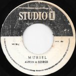 Muriel / Walk All Over - Alton Ellis And Eddy Perkins / Owen Grey