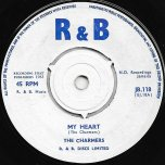 My Heart / Angel Love - The Charmers